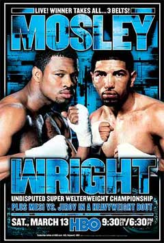 Sugar Mosley vs. Winky Wright
